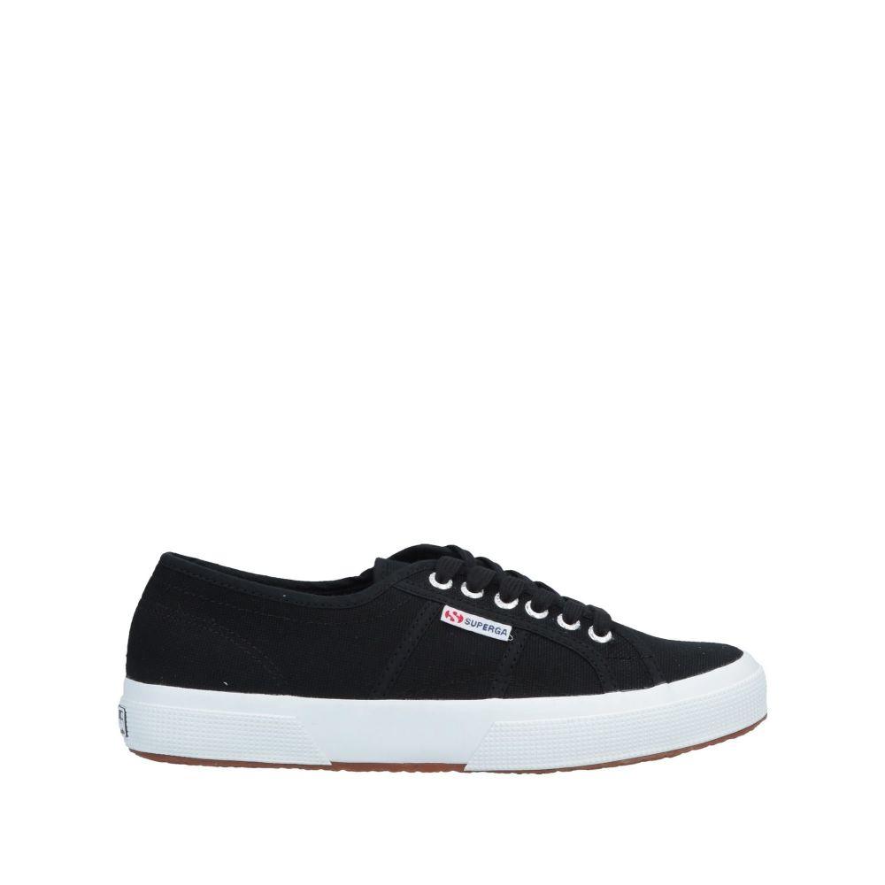 スペルガ SUPERGA メンズ スニーカー シューズ・靴【sneakers】Black