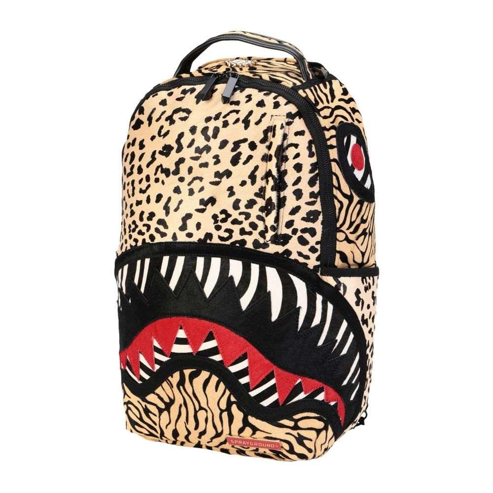 スプレイグラウンド SPRAYGROUND メンズ バッグ 【backpack & fanny pack】Sand