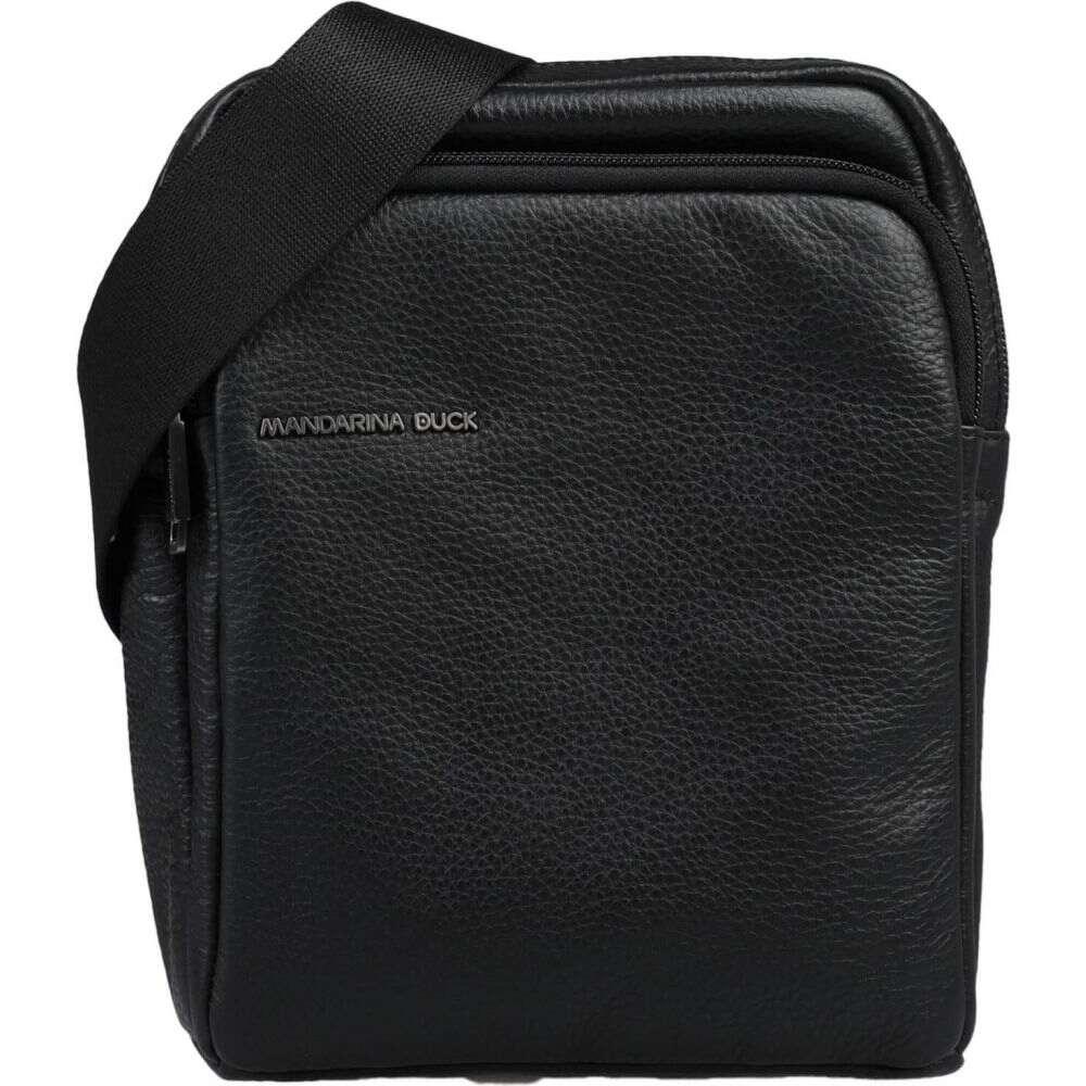 マンダリナ ダック メンズ バッグ ショルダーバッグ Black Bags サイズ交換無料 割り引き Cross-Body DUCK MANDARINA 注文後の変更キャンセル返品