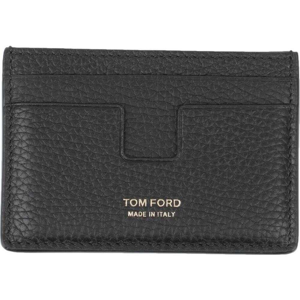 トム フォード TOM FORD メンズ 雑貨 【Document Holder】Black