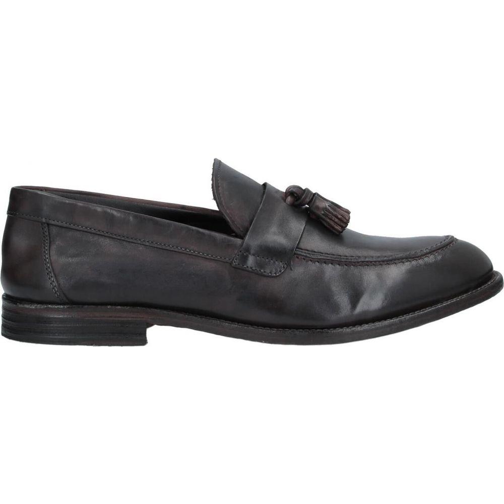素晴らしい価格 パウエルクス PAWELK&39;S メンズ ローファー シューズ・靴【loafers】Dark brown, HANEYA Design -ハネヤデザイン- 70314388