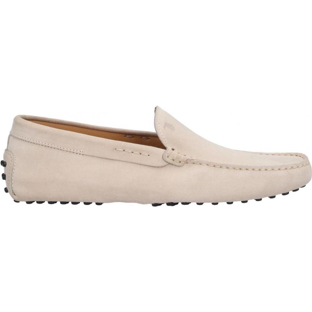 素晴らしい外見 トッズ TOD&39;S メンズ ローファー シューズ・靴【loafers】Ivory, 香水フレグランスのお店ブリサアラ 8aaf0a87