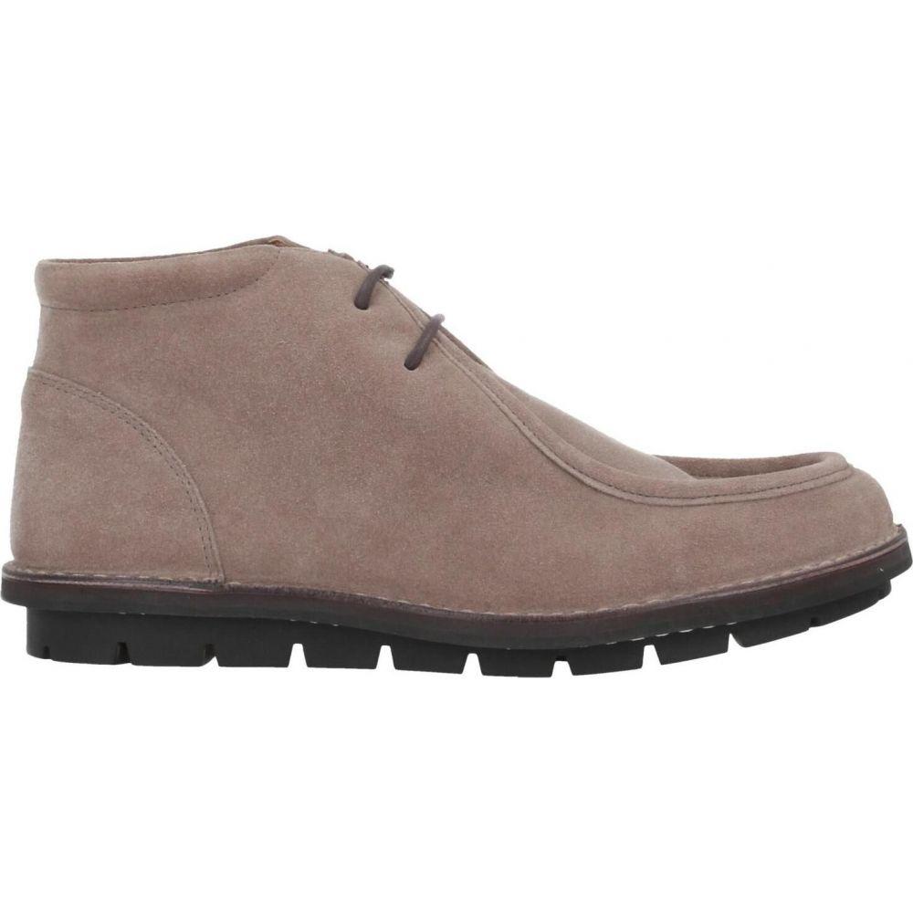 暮らし健康ネット館 MASOLINI 1949 メンズ ブーツ シューズ・靴【boots】Light brown, イスズリールshop 3386b79d