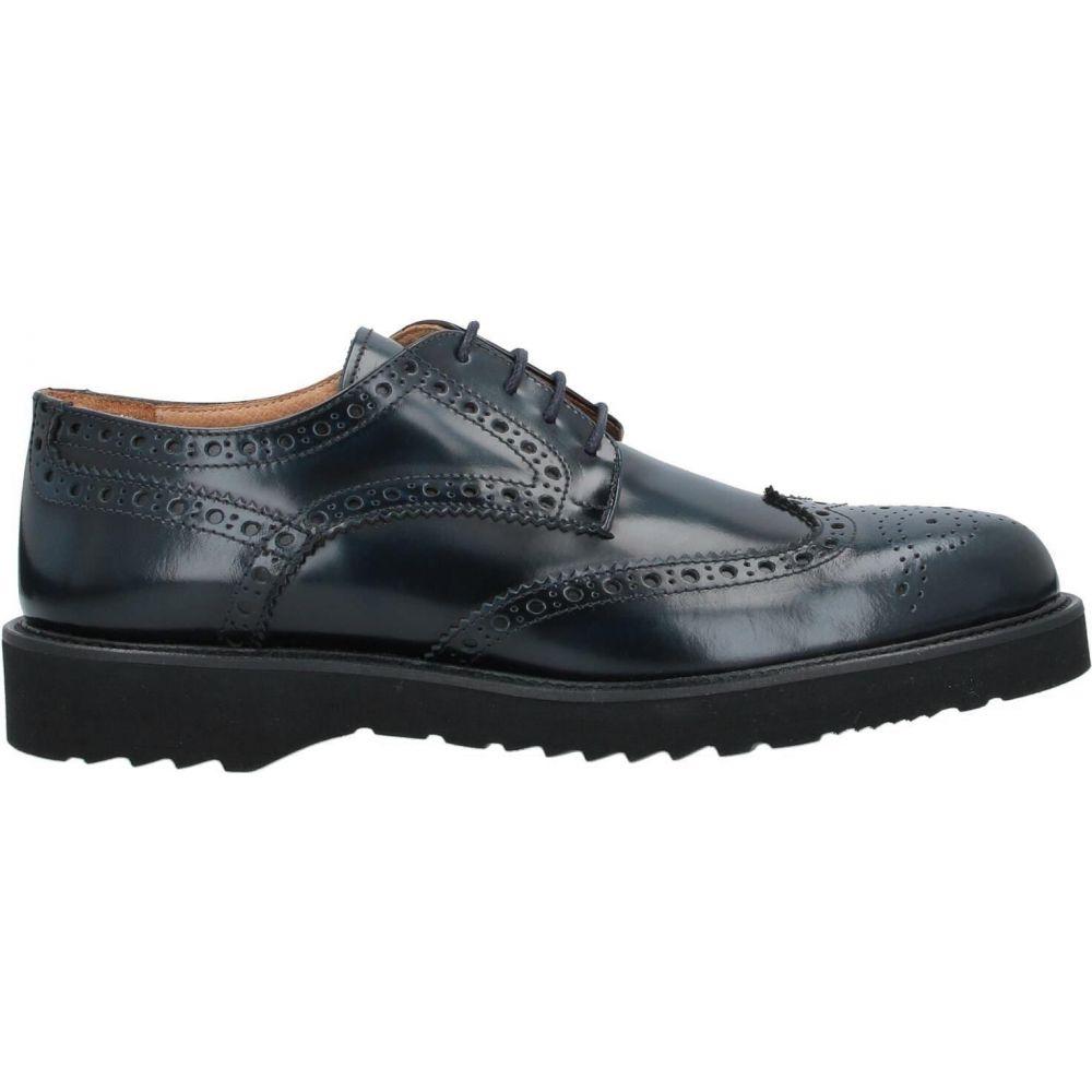 トップ ファビオ インギラーミ FABIO INGHIRAMI メンズ シューズ・靴 【laced shoes】Dark blue, セレクトショップ GoodyOnline 48e6d866