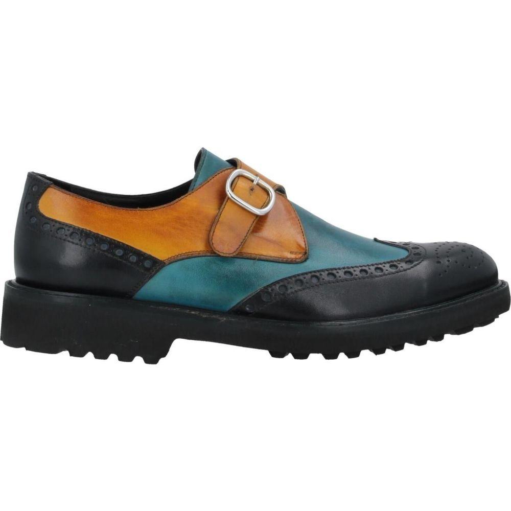 訳あり商品 ディ メッラ DI MELLA メンズ ローファー シューズ・靴【loafers】Deep jade, アパレルショップファイブシーズン 24006b79