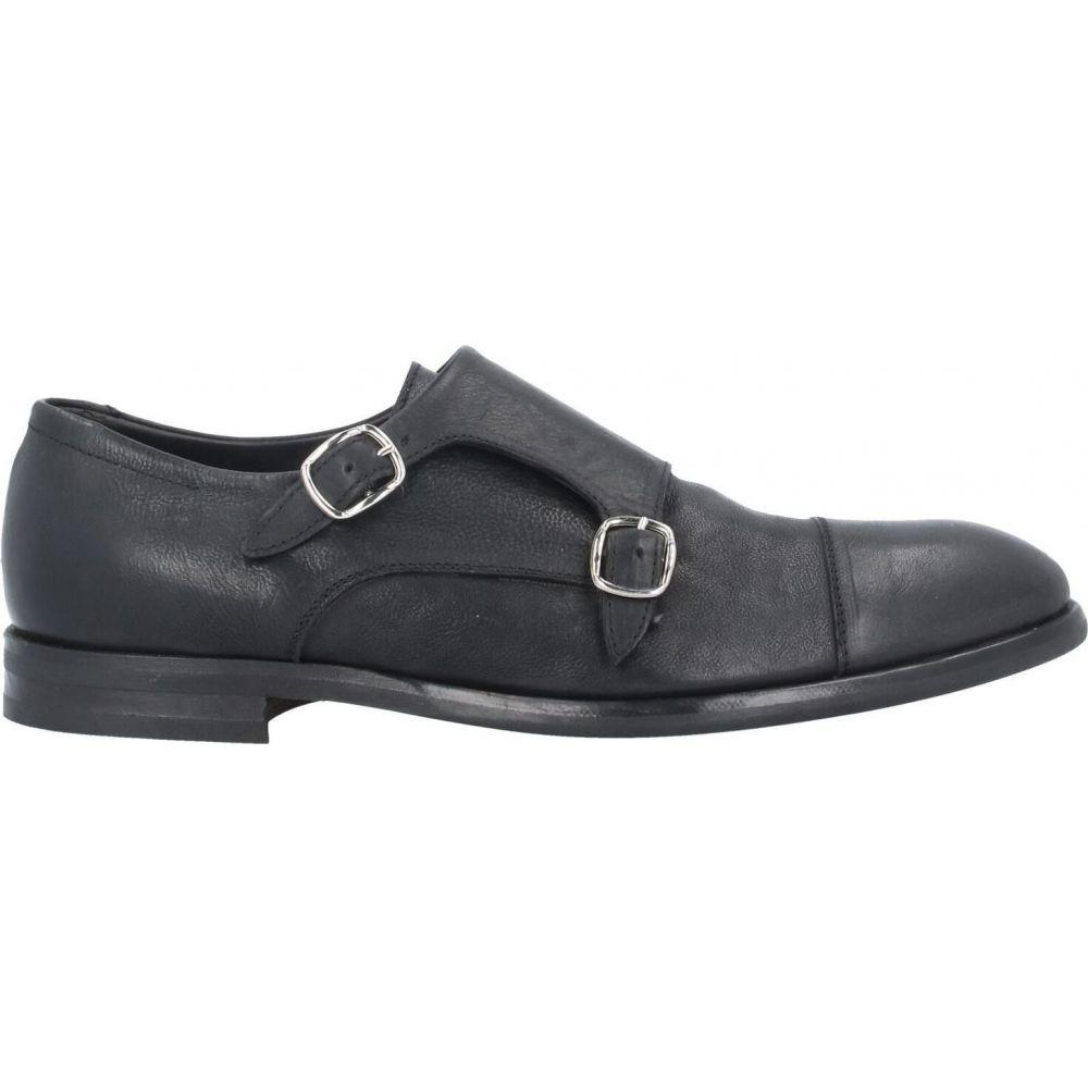 定番 ミリオーレ MIGLIORE メンズ ローファー シューズ・靴【loafers】Black, チクラマチ b5a5ad25