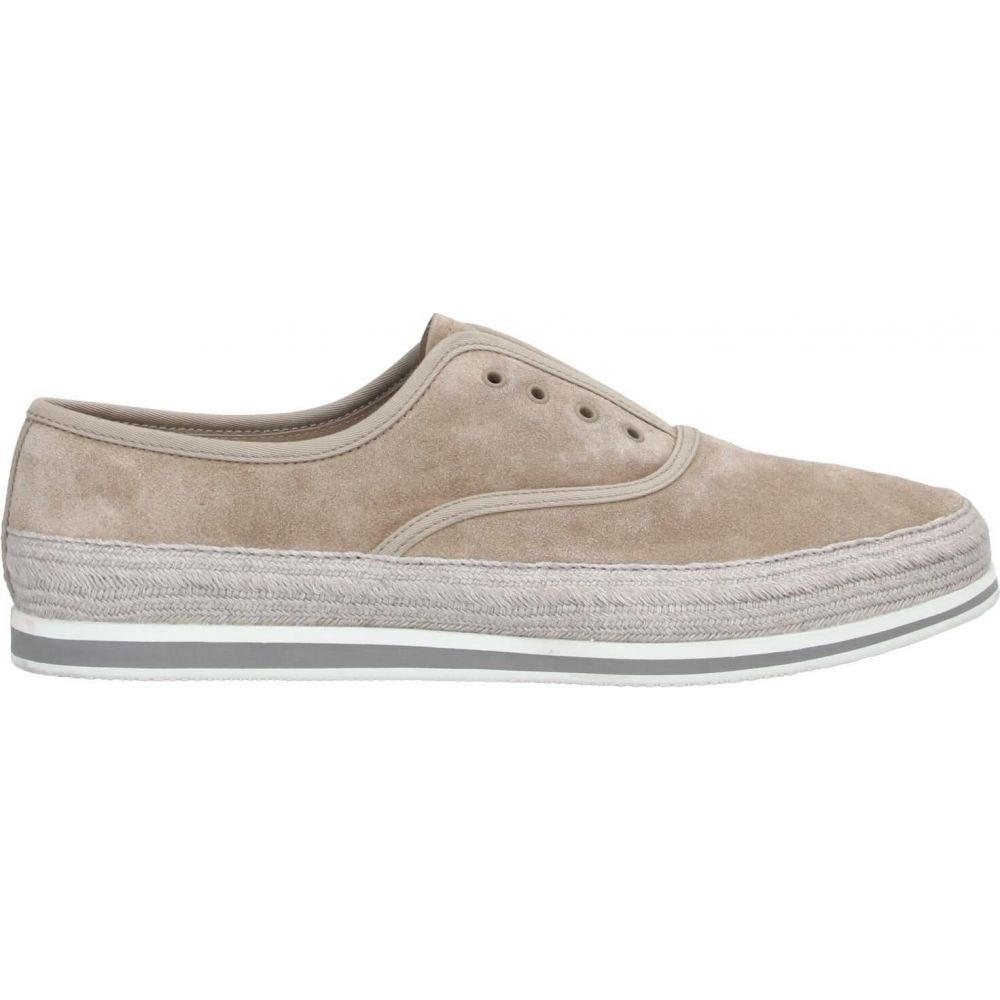 超人気新品 プラダ PRADA LINEA ROSSA メンズ ローファー シューズ・靴【loafers】Beige, 愛知川町 b51e9d0c
