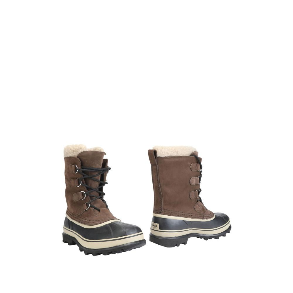 ソレル SOREL メンズ ブーツ シューズ・靴【caribou boots】Brown