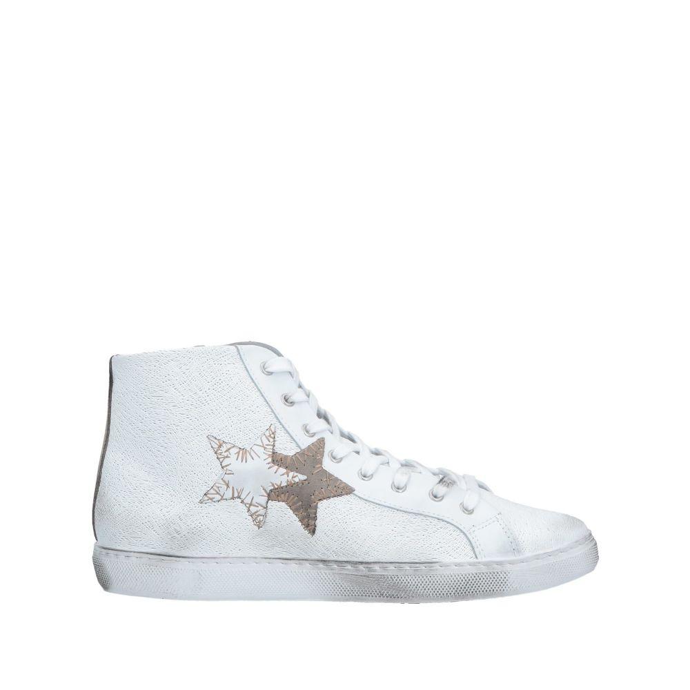 ツースター 2STAR メンズ スニーカー シューズ・靴【sneakers】White