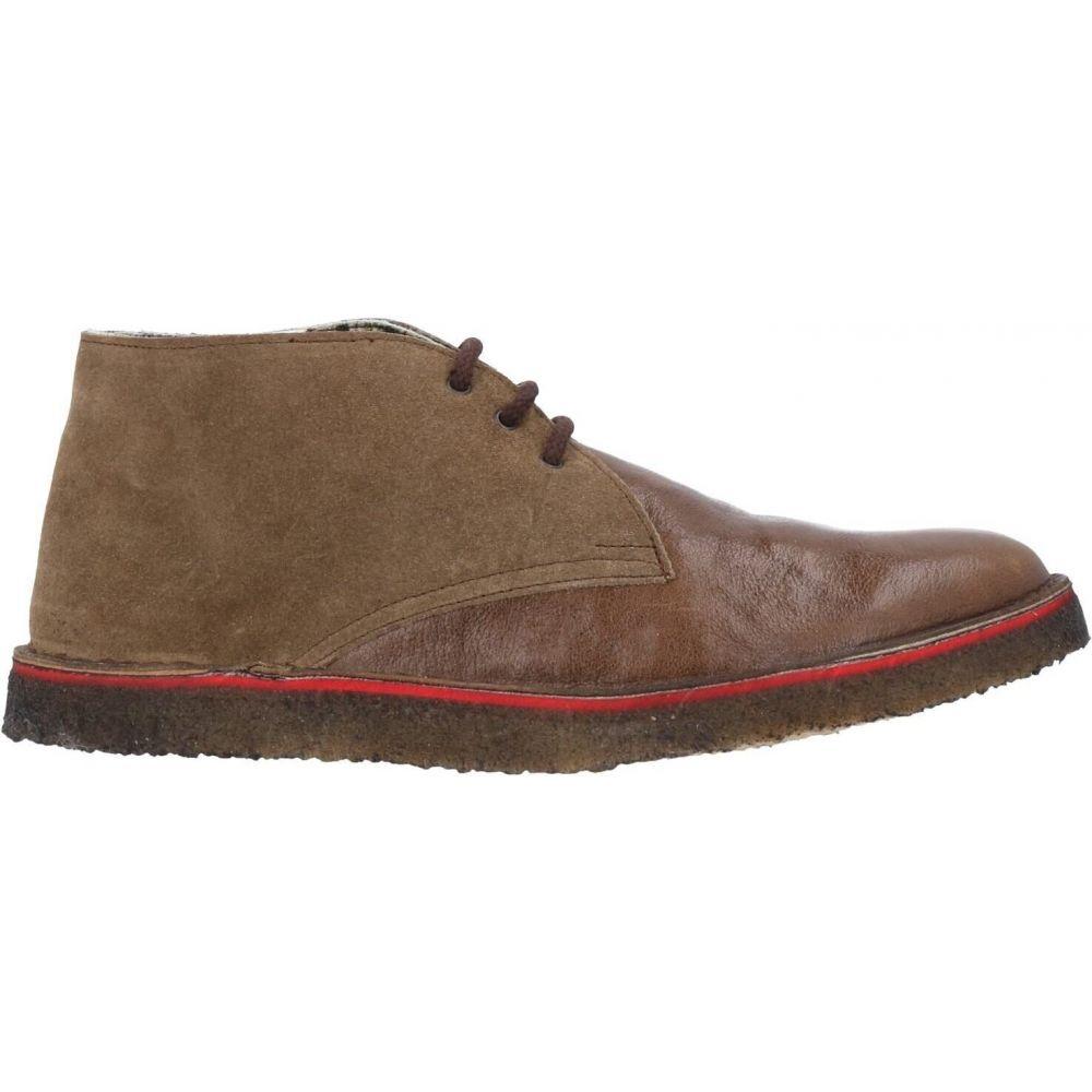 【公式】 WEG メンズ ブーツ シューズ・靴【boots】Brown, コゴタチョウ bf4b0a44
