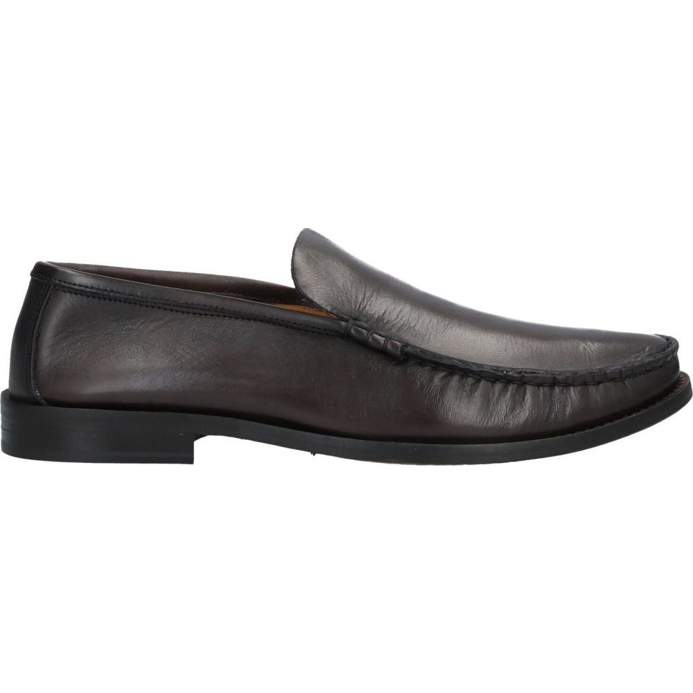 選ぶなら フローシャイム インペリアル FLORSHEIM IMPERIAL メンズ ローファー シューズ・靴【loafers】Dark brown, ヤトゴルフ 05212734