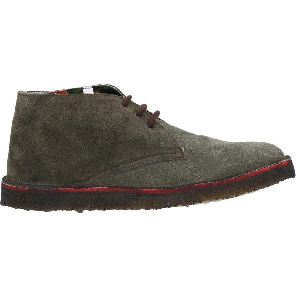 【当店一番人気】 WEG メンズ ブーツ シューズ・靴【boots】Dark green, カラーマーキングファクトリー fcc317e7