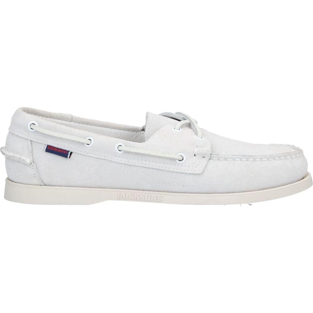【保証書付】 セバゴ SEBAGO DOCKSIDES メンズ ローファー シューズ・靴【loafers】Ivory, スターズドリームジャパン c68f7e13