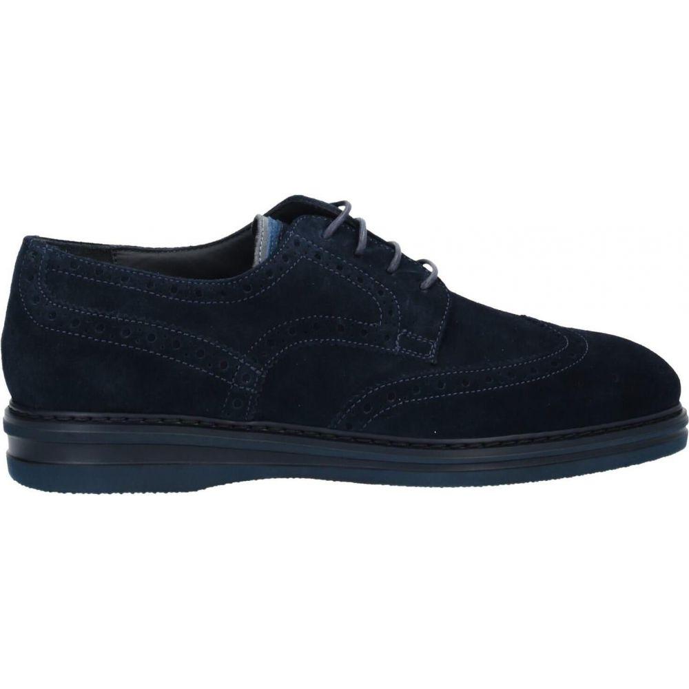 大勧め ハーモント アンド ブレイン HARMONT&BLAINE メンズ シューズ・靴 【laced shoes】Dark blue, ニューヨークからの贈り物 f6c46d3a