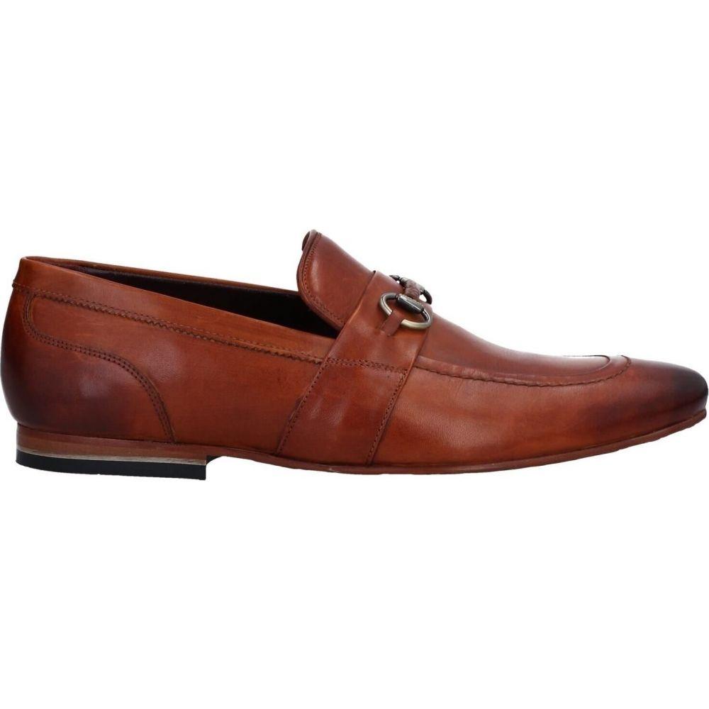 【美品】 テッドベーカー TED BAKER メンズ ローファー シューズ・靴【loafers】Tan, トコログン 2dde7076