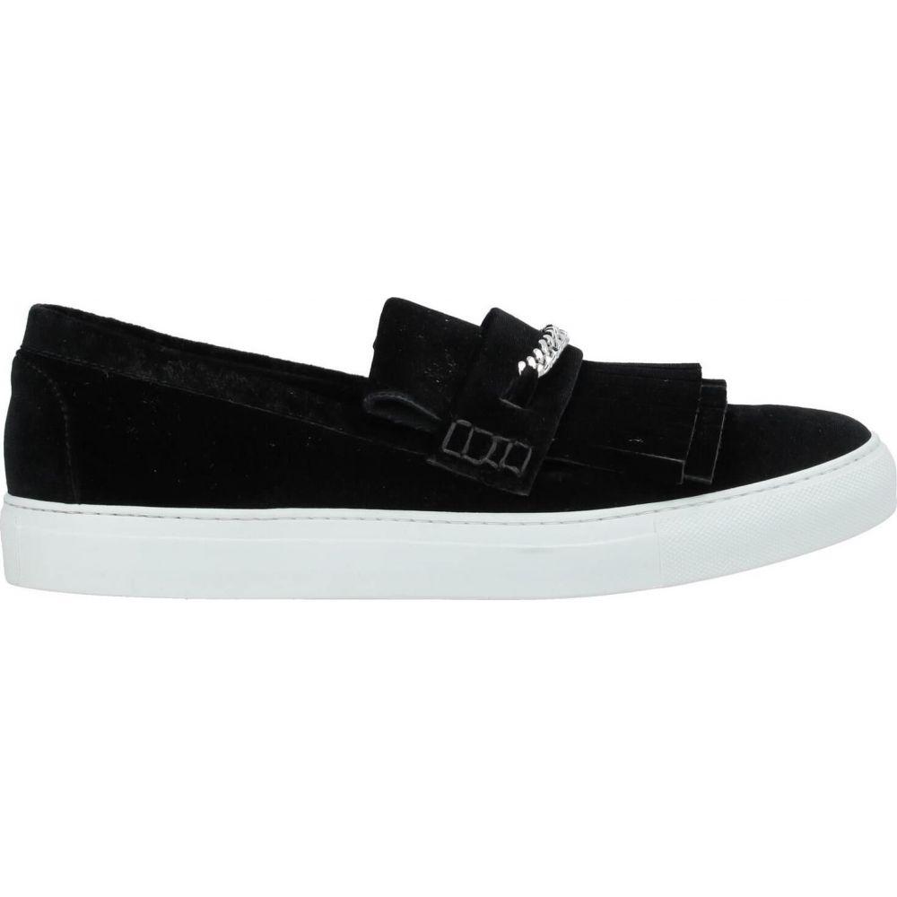 【高価値】 ジョシュア サンダース JOSHUA*S メンズ ローファー シューズ・靴【loafers】Black, スマートギフト 638b85ed
