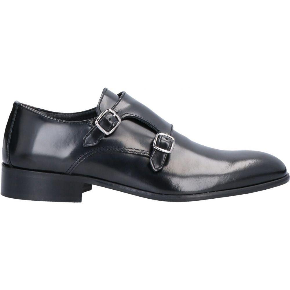 2020公式店舗 ブラウンズ BRAWN&39;S メンズ ローファー シューズ・靴【loafers】Black, 名古屋貸衣装 5197598b