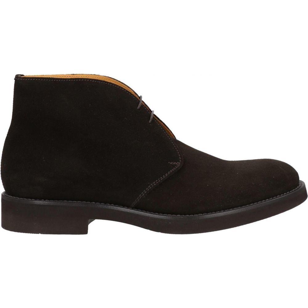 最適な価格 MILLE 885 メンズ ブーツ シューズ・靴【boots】Dark brown, オウラマチ 5a963bf9