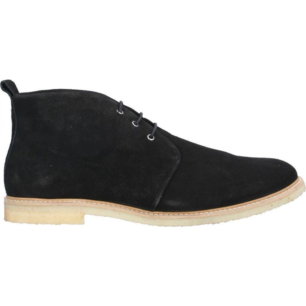 最新コレックション ロイヤル リパブリック ROYAL REPUBLIQ メンズ ブーツ シューズ・靴【boots】Black, ナオシマチョウ 3bc3e394
