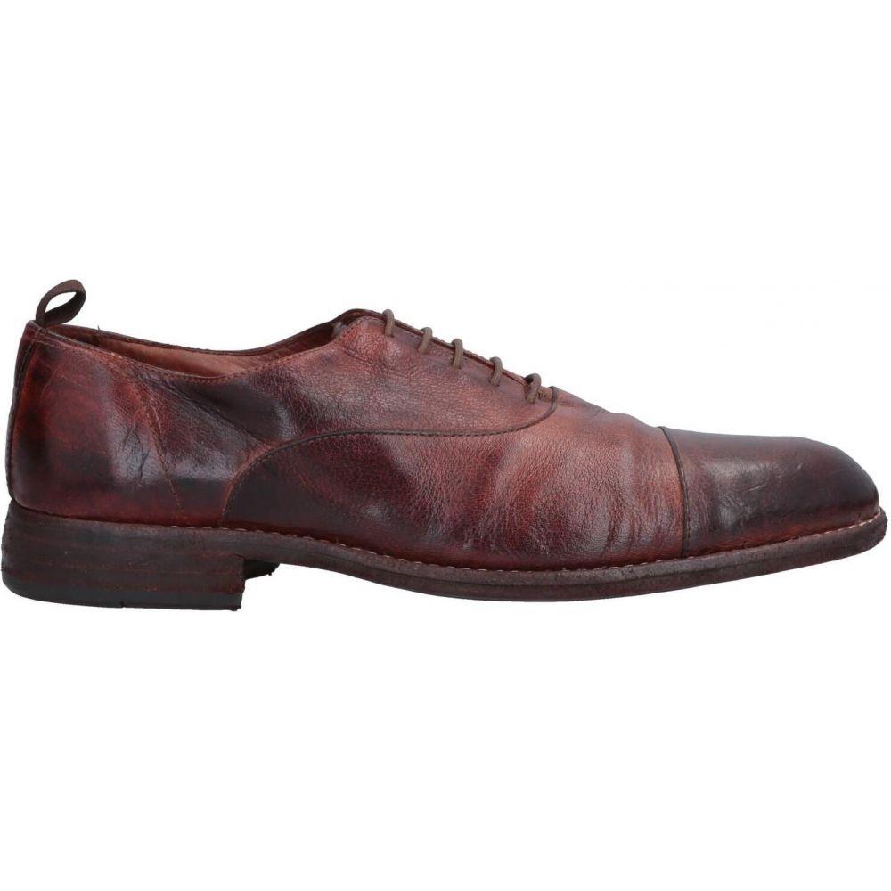 【超特価sale開催!】 I.N.K. Shoes メンズ シューズ・靴 【laced shoes】Brown, カガワチョウ 7080747b