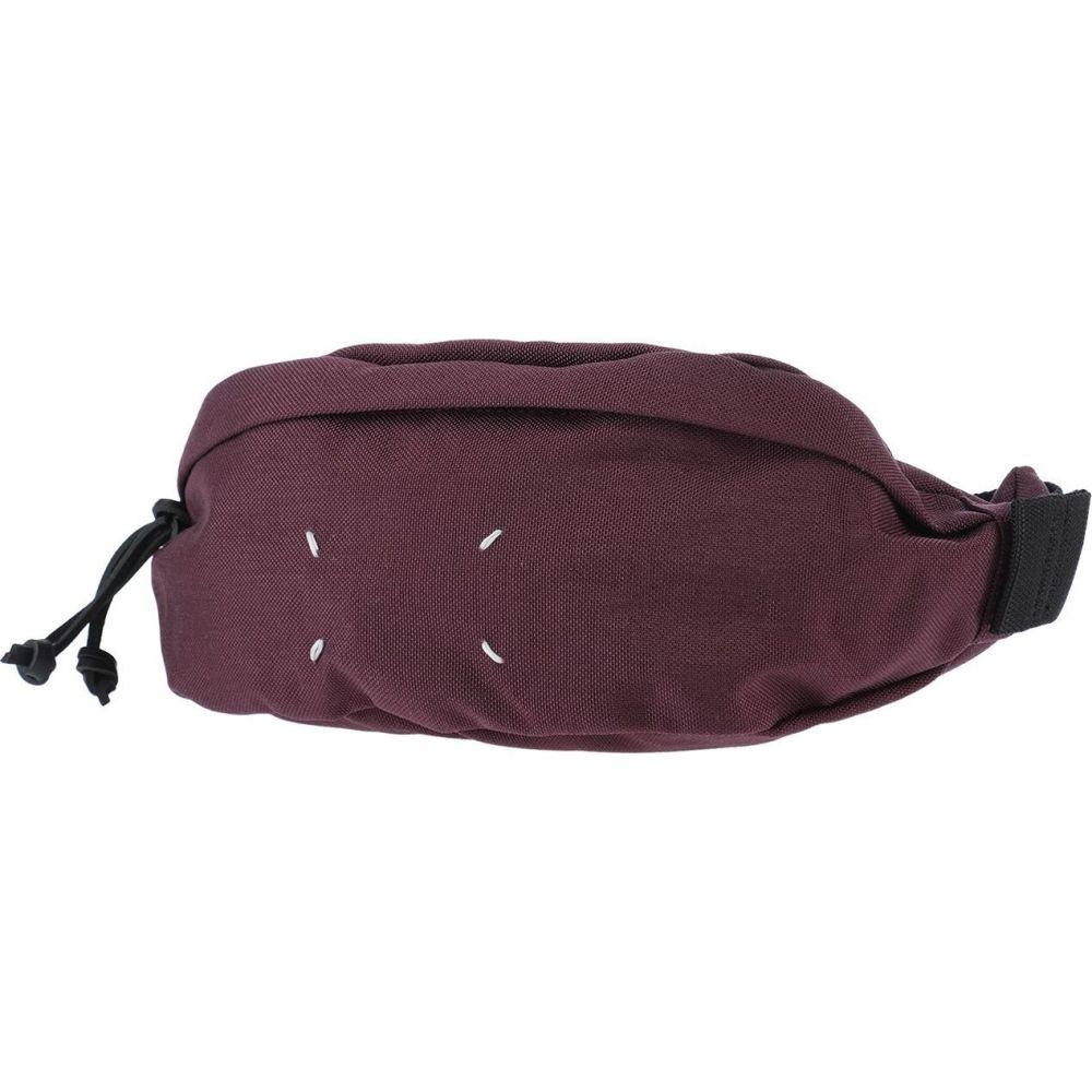 メゾン メイルオーダー マルジェラ メンズ バッグ ボディバッグ ウエストポーチ Deep fanny purple サイズ交換無料 backpack MARGIELA 全商品オープニング価格 pack MAISON