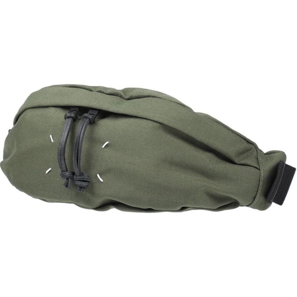 メゾン ギフト プレゼント ご褒美 マルジェラ メンズ バッグ ボディバッグ アウトレットセール 特集 ウエストポーチ Military サイズ交換無料 pack MAISON green backpack fanny MARGIELA