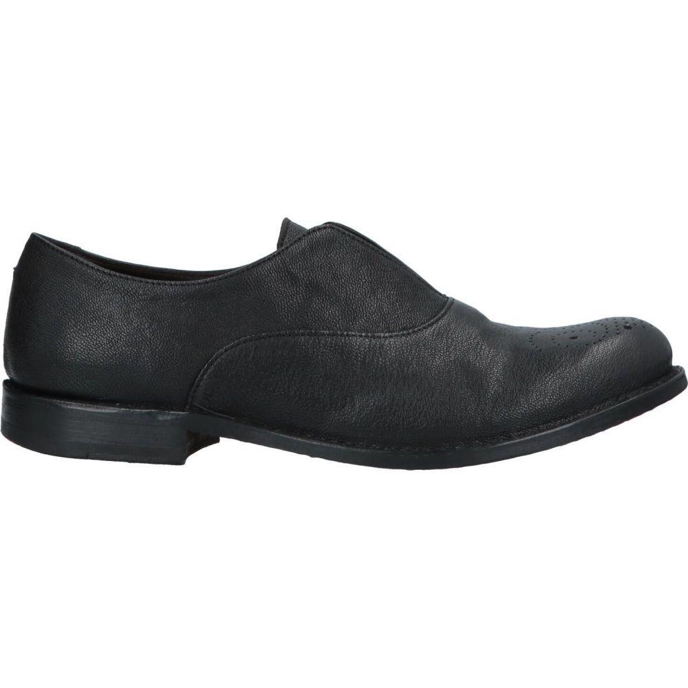 <title>オープン クローズド シューズ メンズ 靴 ローファー Black サイズ交換無料 OPEN CLOSED 返品送料無料 SHOES loafers</title>