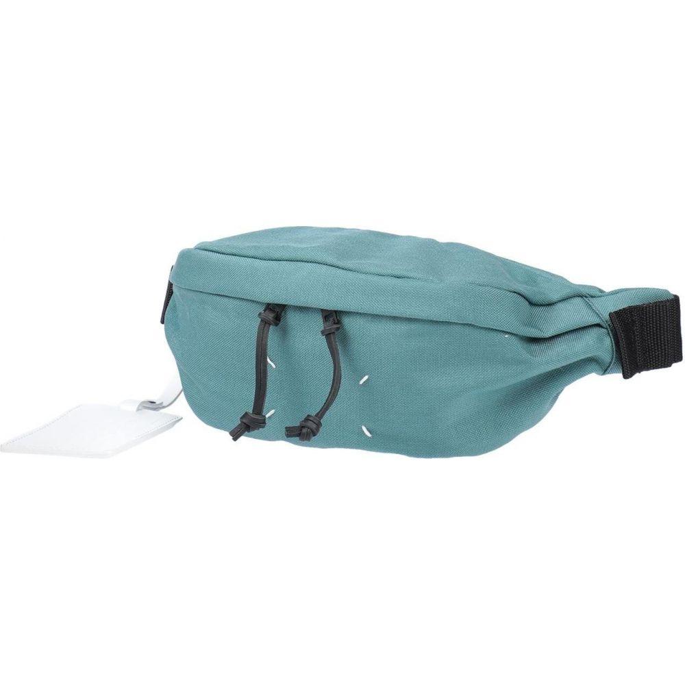 メゾン お得 マルジェラ メンズ バッグ ボディバッグ ウエストポーチ Deep サイズ交換無料 pack MARGIELA backpack MAISON jade 卓出 fanny