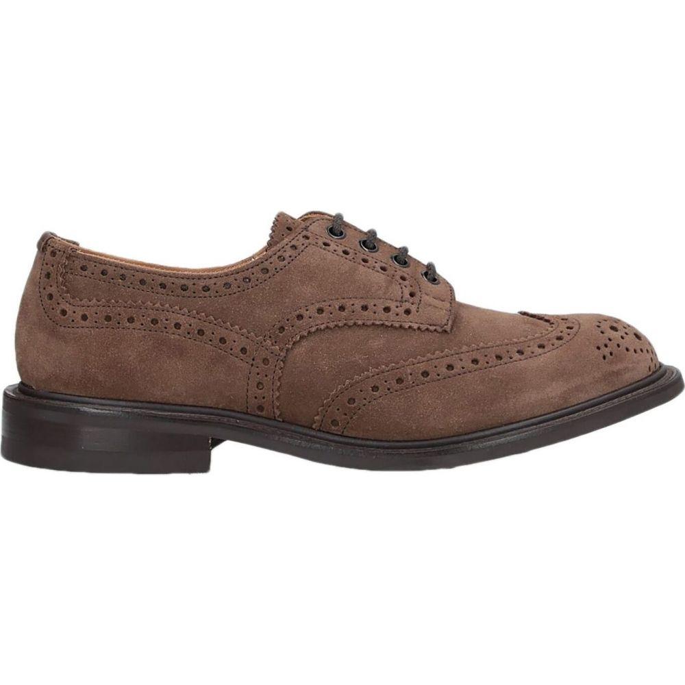<title>トリッカーズ メンズ シューズ 贈物 靴 その他シューズ Cocoa サイズ交換無料 TRICKER'S laced shoes</title>