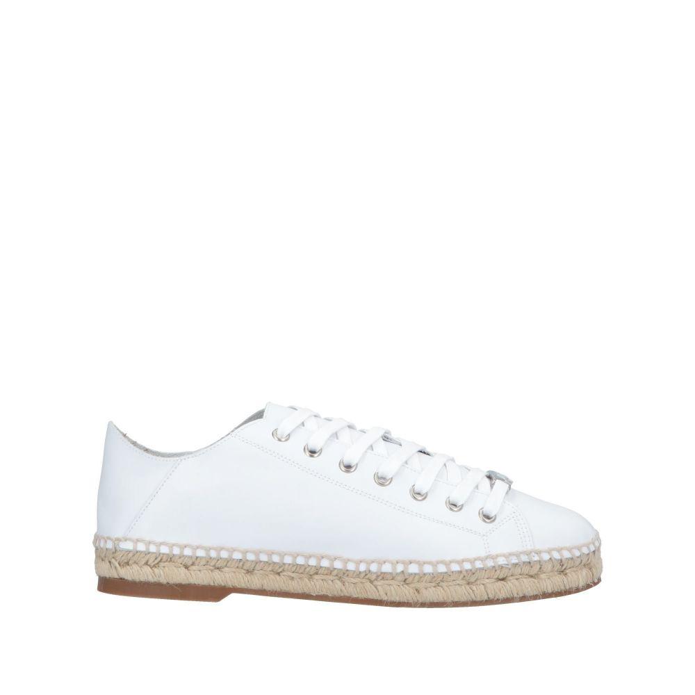 ディースクエアード DSQUARED2 メンズ スニーカー シューズ・靴【sneakers】White