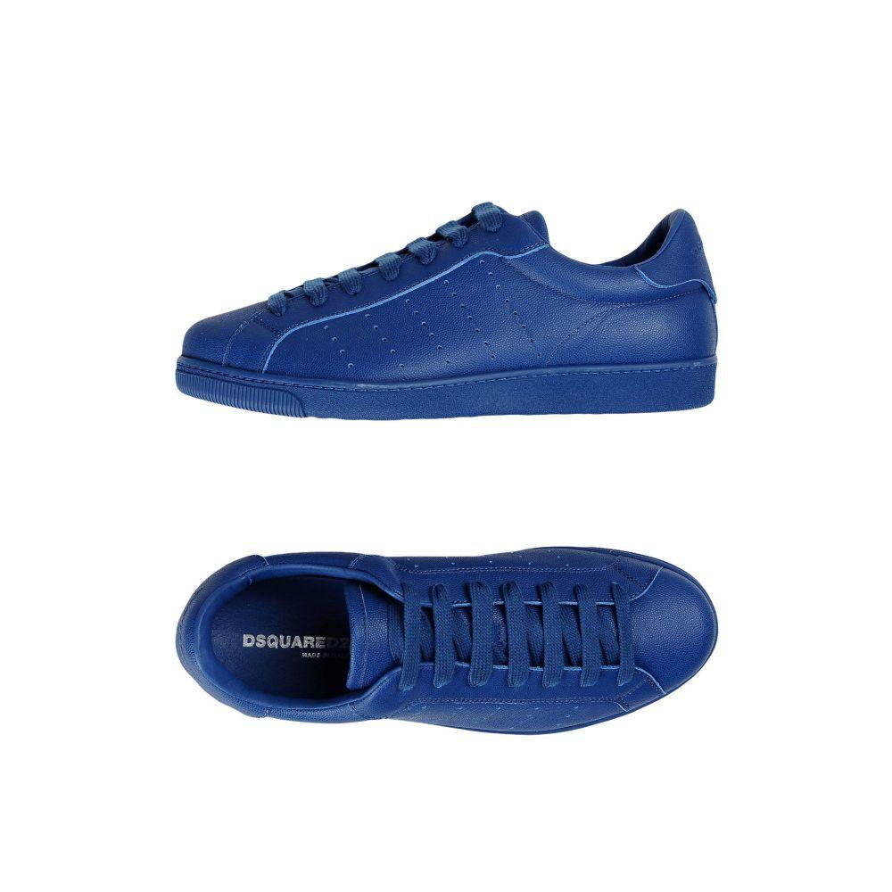 ディースクエアード DSQUARED2 メンズ スニーカー シューズ・靴【sneakers】Blue