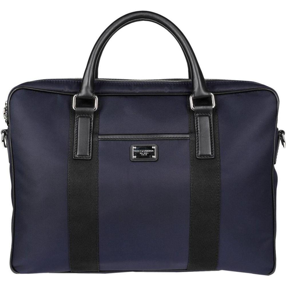 ドルチェ&ガッバーナ DOLCE & GABBANA メンズ バッグ 【Work Bag】Blue