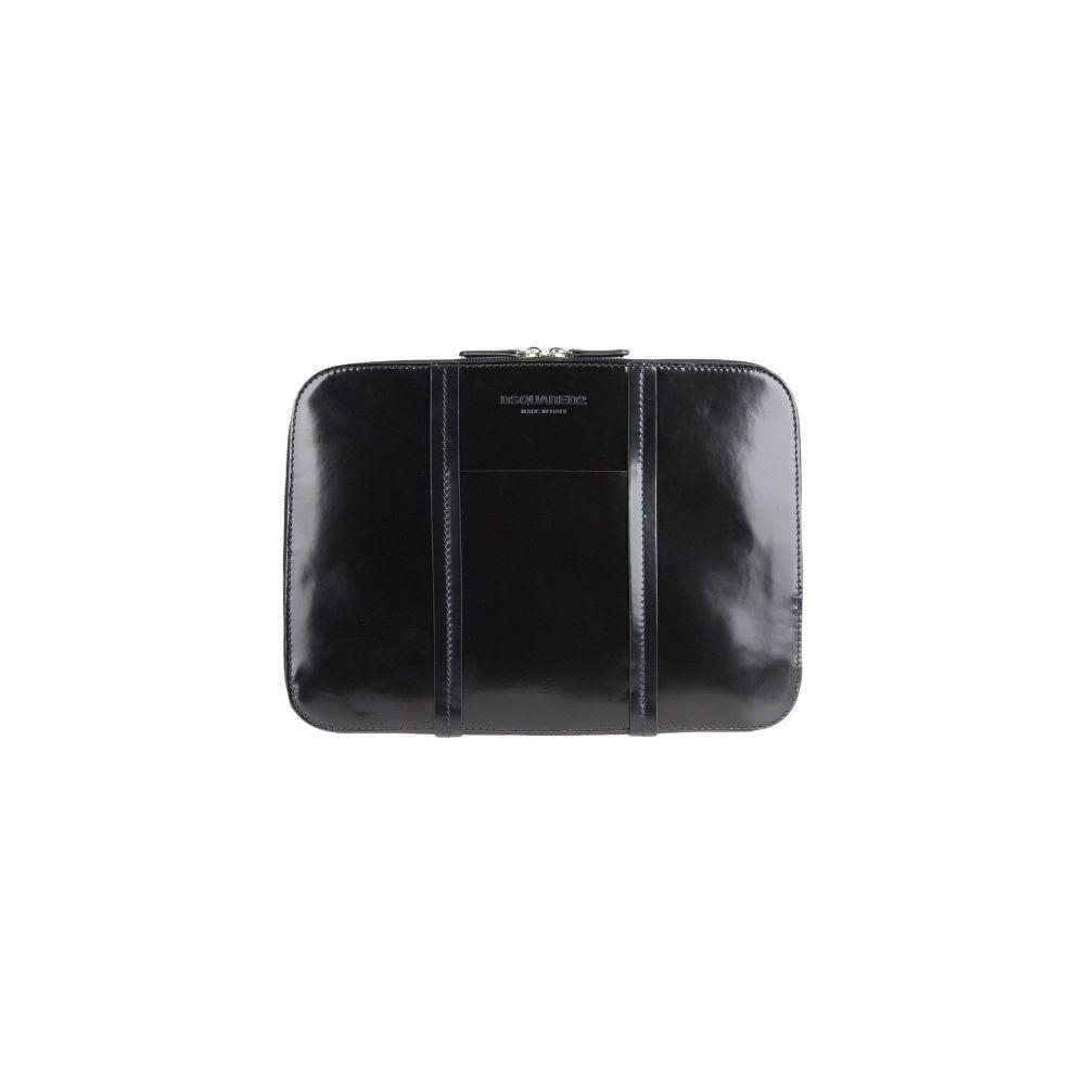 ディースクエアード メンズ バッグ その他バッグ Black 【サイズ交換無料】 ディースクエアード DSQUARED2 メンズ バッグ 【work bag】Black