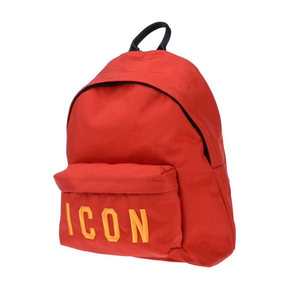 ディースクエアード DSQUARED2 メンズ バッグ 【backpack & fanny pack】Red