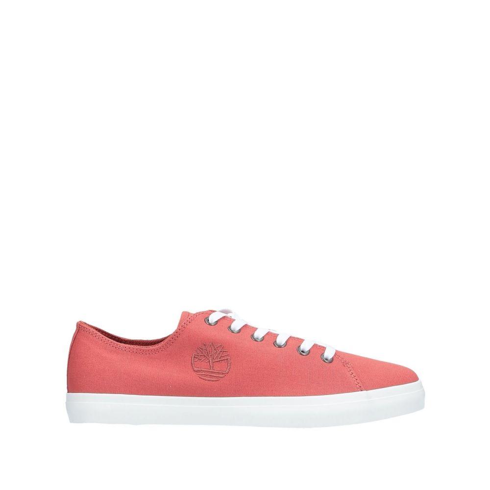 ティンバーランド TIMBERLAND メンズ スニーカー シューズ・靴【sneakers】Brick red