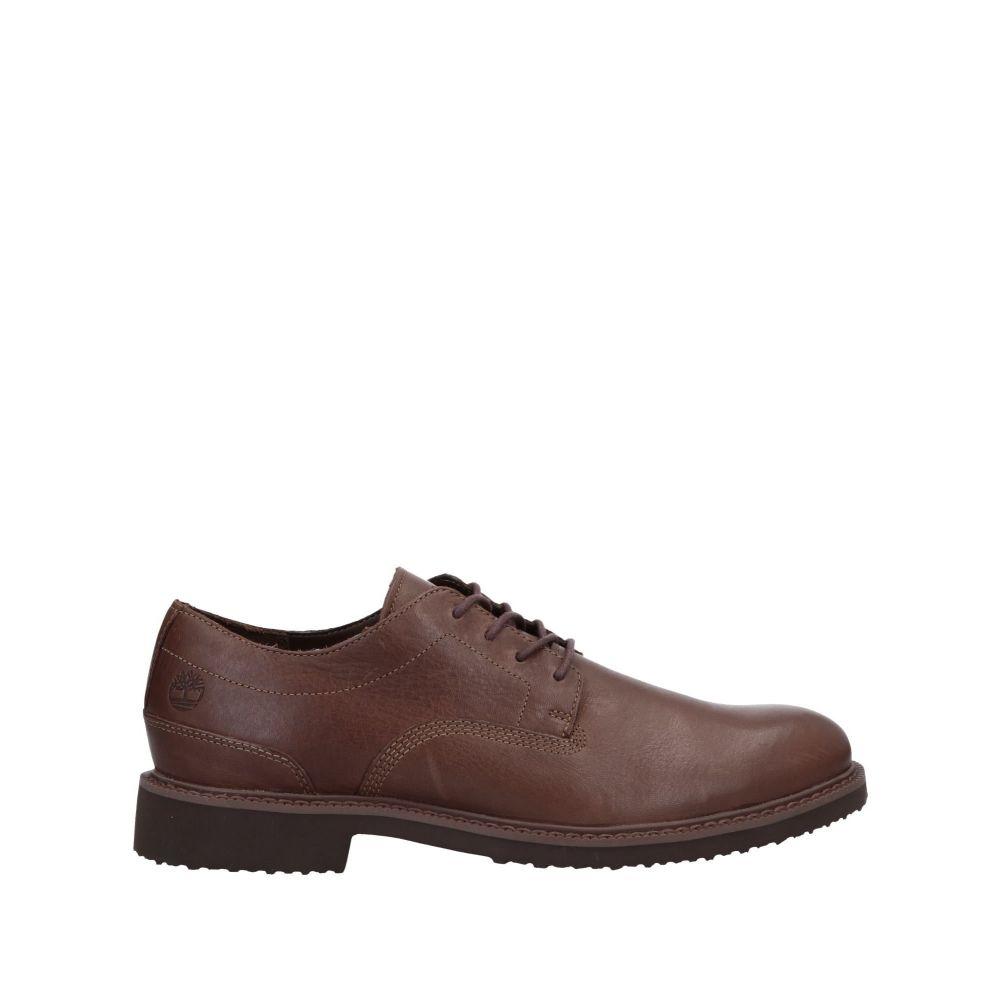 ティンバーランド TIMBERLAND メンズ シューズ・靴 【laced shoes】Brown