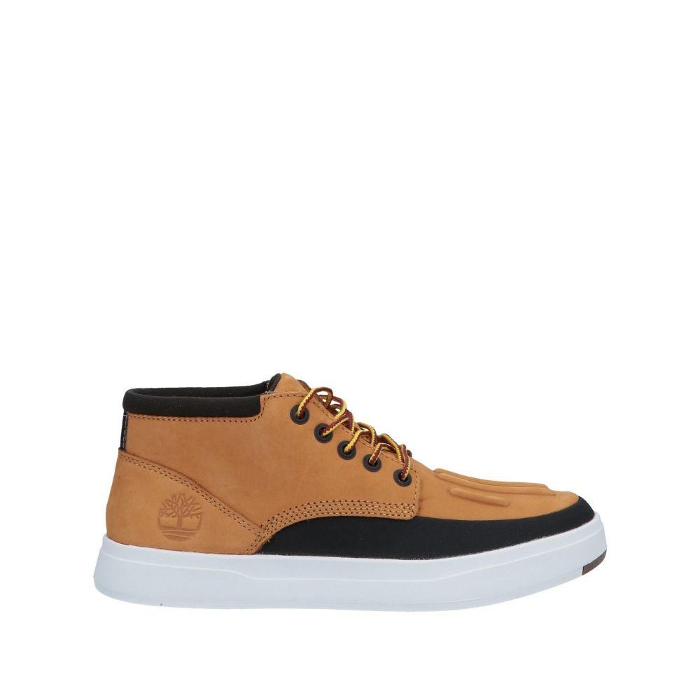 ティンバーランド TIMBERLAND メンズ スニーカー シューズ・靴【sneakers】Camel