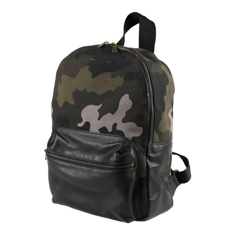 トーマス マイヤー TOMAS MAIER メンズ バッグ 【backpack & fanny pack】Military green
