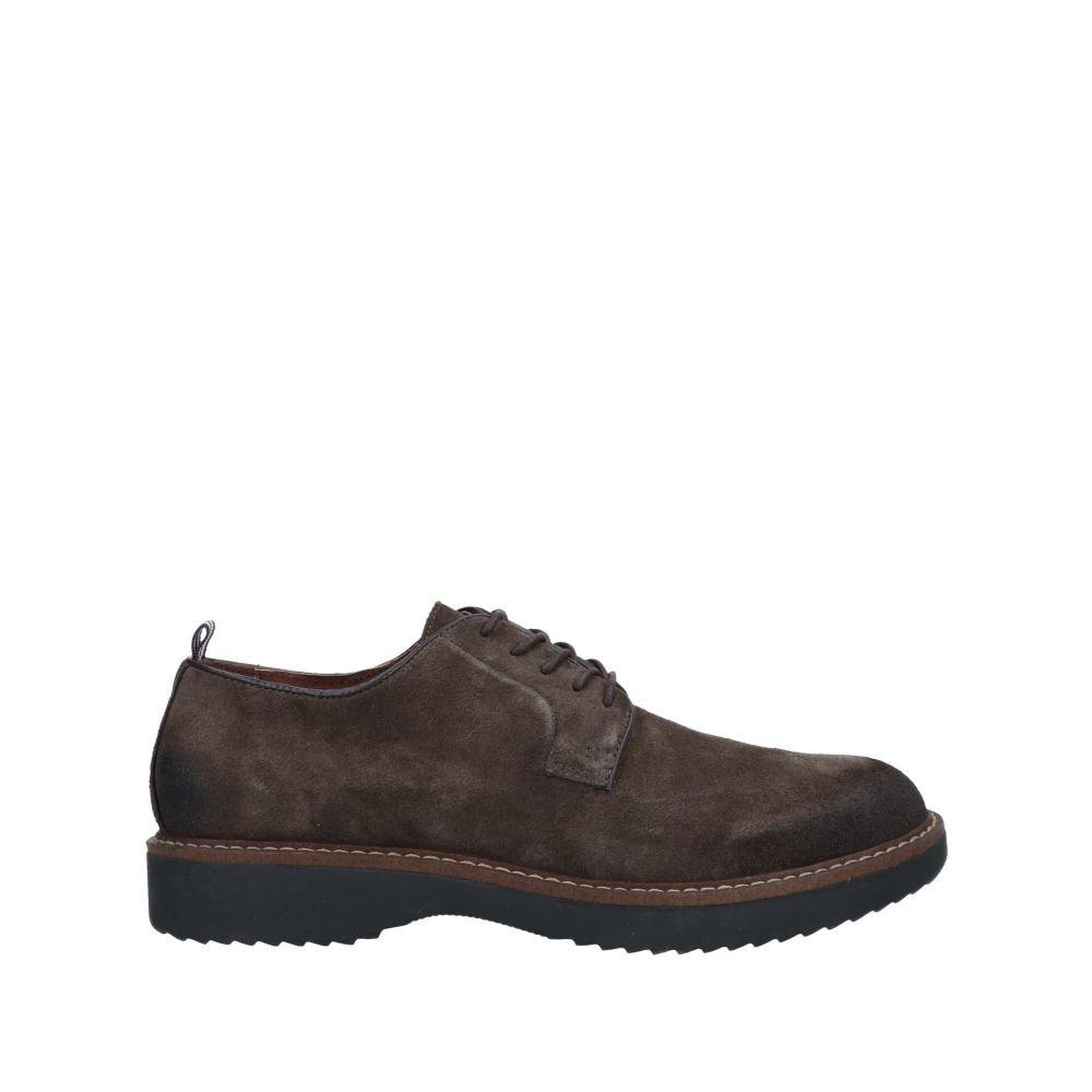 ドックステップス DOCKSTEPS メンズ シューズ・靴 【laced shoes】Khaki