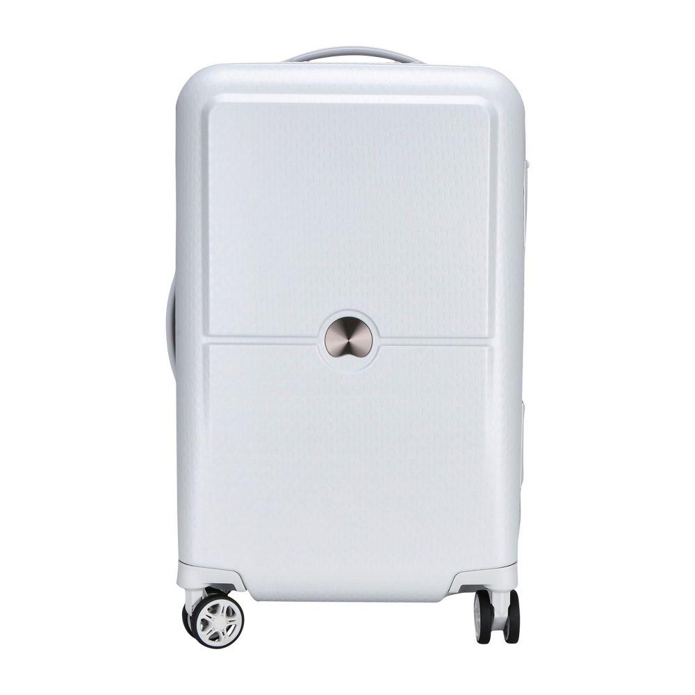 デルシー DELSEY メンズ スーツケース・キャリーバッグ バッグ【turenne cabin trolley ultra light 2kg】Steel grey
