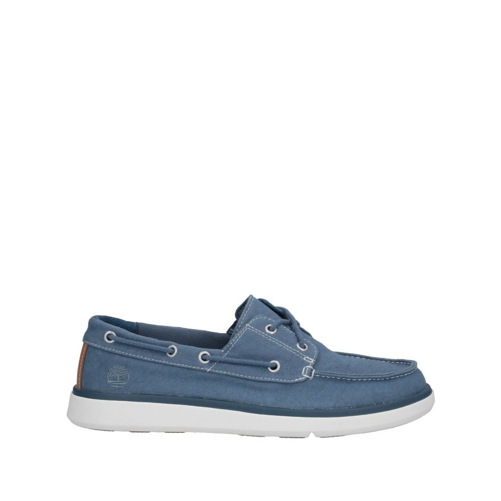 Timberland TIMBERLAND men loafer shoes, shoes Slate blue
