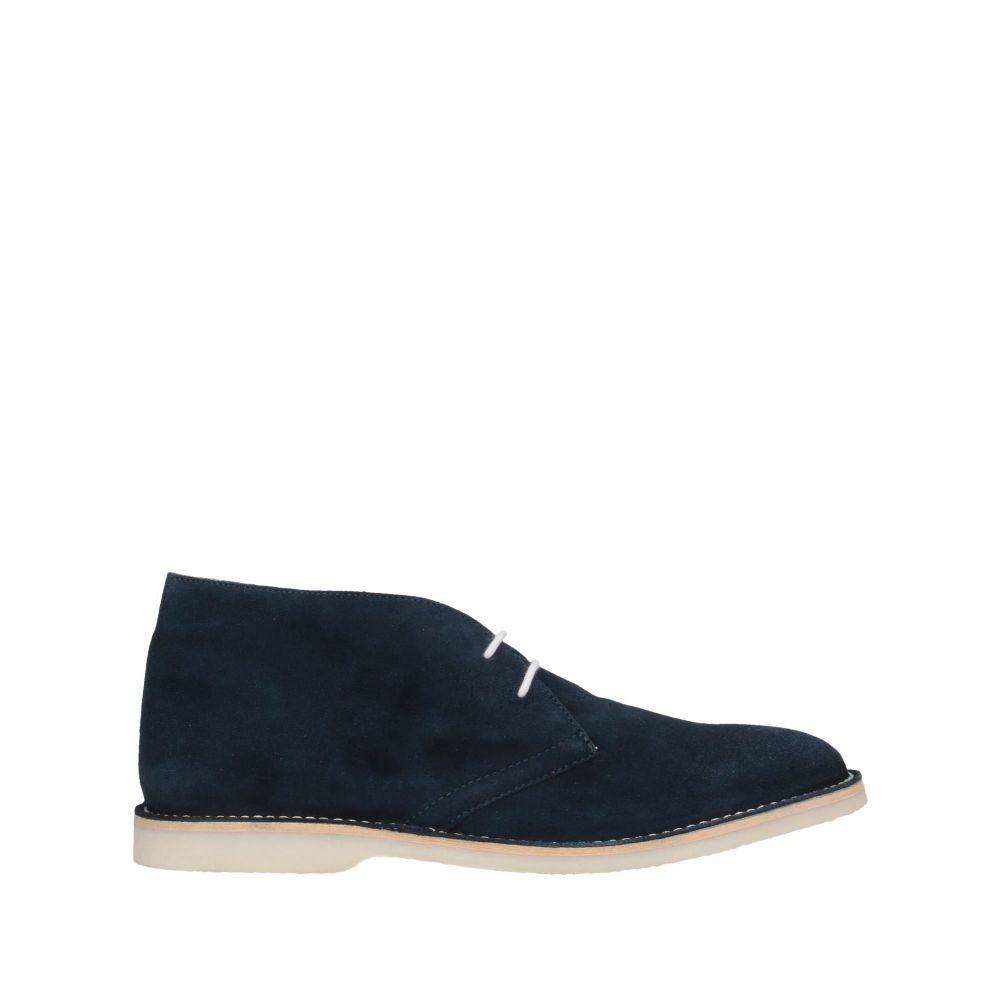 ドックステップス DOCKSTEPS メンズ ブーツ シューズ・靴【boots】Dark blue