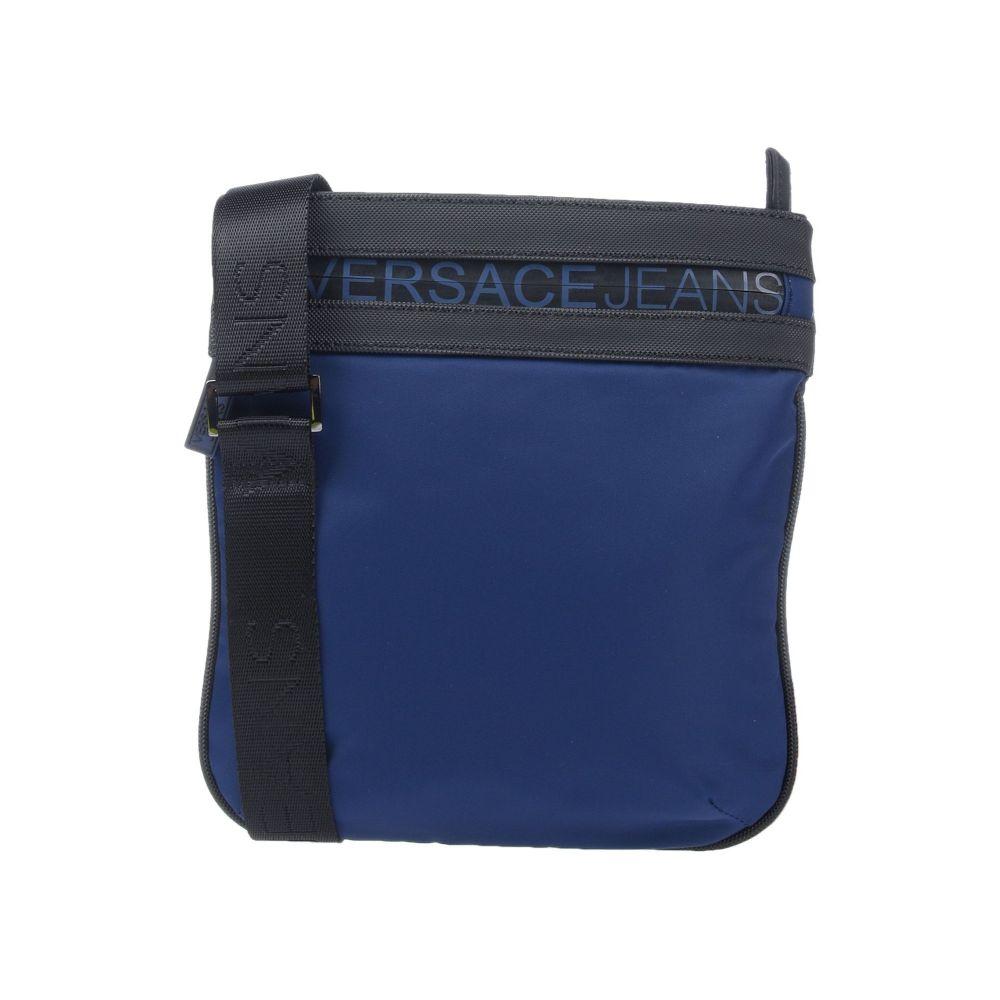 ヴェルサーチ VERSACE JEANS メンズ ショルダーバッグ バッグ【cross-body bags】Dark blue