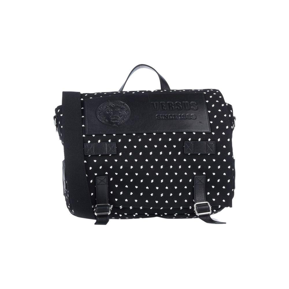 ヴェルサーチ VERSUS VERSACE メンズ ハンドバッグ バッグ【handbag】Black