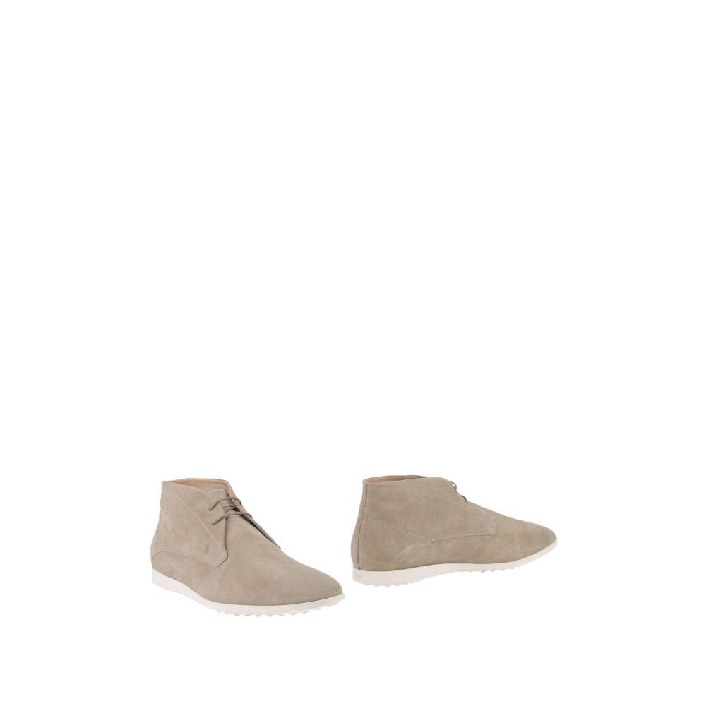 トッズ TOD'S メンズ ブーツ シューズ・靴【boots】Grey