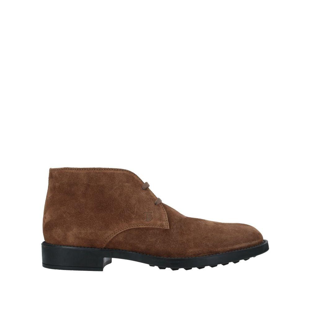 トッズ TOD'S メンズ ブーツ シューズ・靴【boots】Light brown