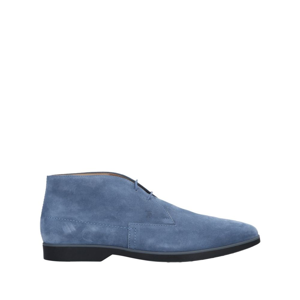 トッズ TOD'S メンズ ブーツ シューズ・靴【boots】Pastel blue