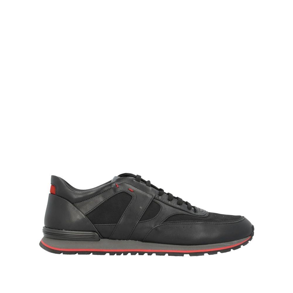 トッズ TOD'S for FERRARI メンズ スニーカー シューズ・靴【sneakers】Black