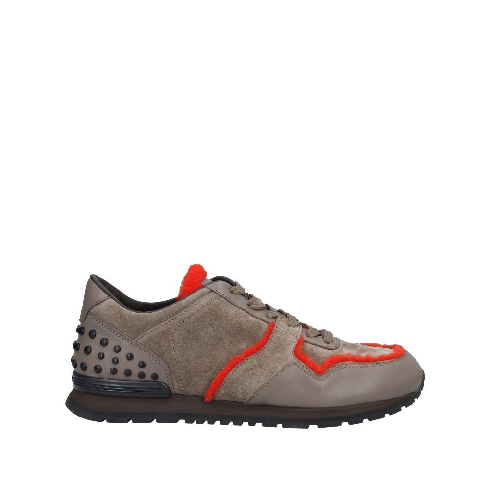 トッズ TOD'S メンズ スニーカー シューズ・靴【sneakers】Grey