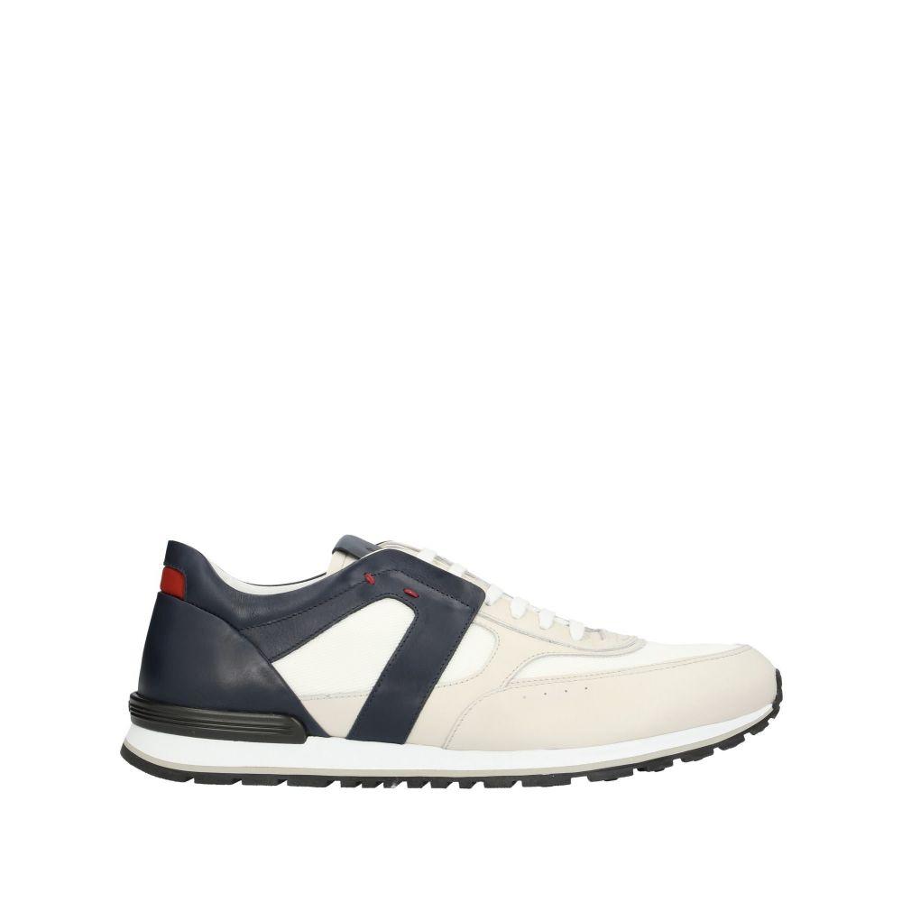トッズ TOD'S for FERRARI メンズ スニーカー シューズ・靴【sneakers】Ivory